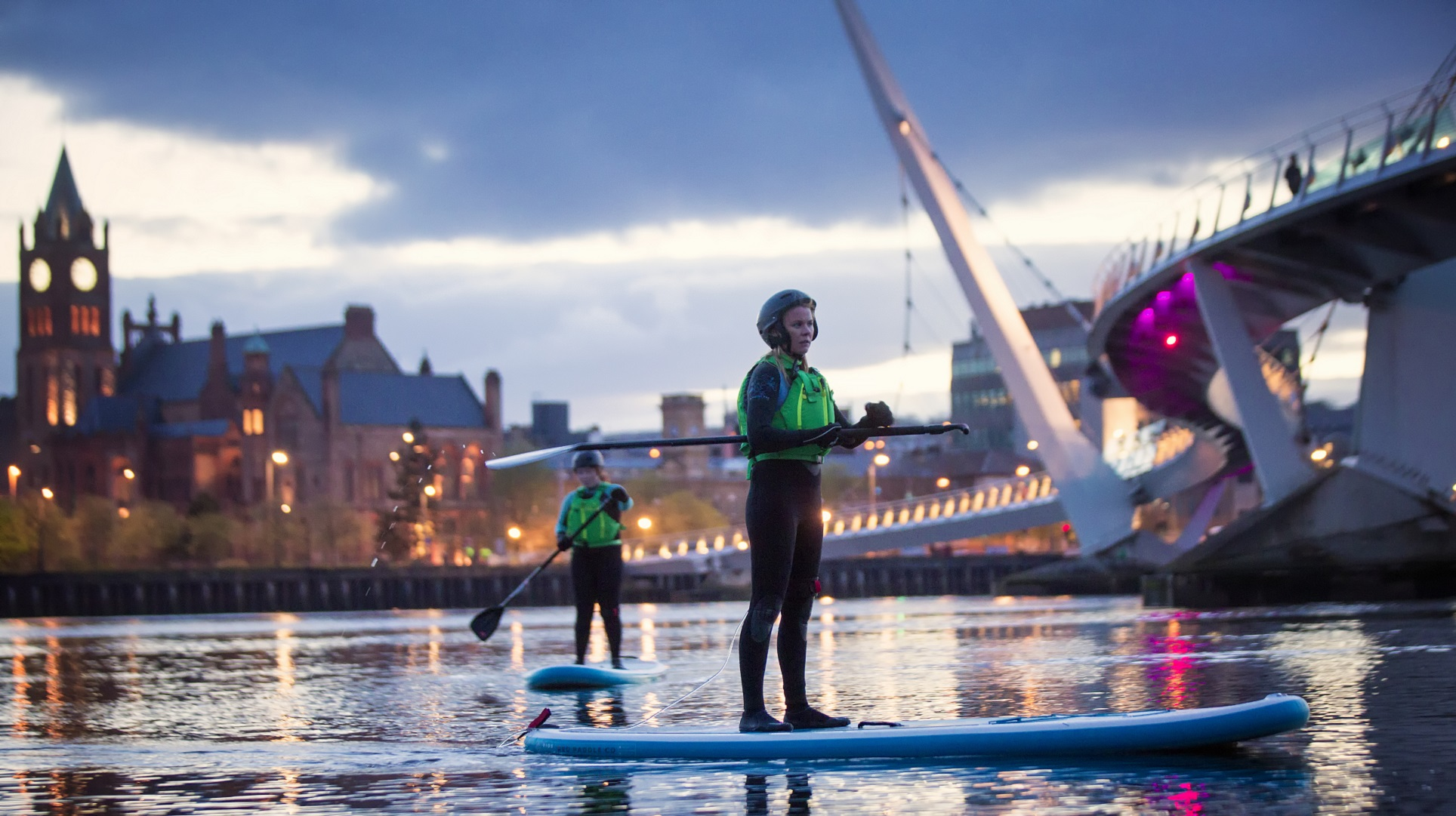 City Paddle Board Derry